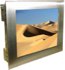 """19"""" NEMA 4X High Bright Touch Panel -- VT190PSSHB - Touch -- View Larger Image"""