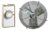 Attic Ventilator,Gable Mount,115V,16 In, -- 7F666