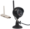 Digital Indoor/Outdoor Wireless USB Camera