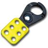 Yellow Lockout Hasps (1
