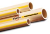 CTS CPVC Plumbing Pipe -- Harvel FlowGuard Gold® CTS CPVC Pipe - Image