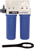 OneFlow® Anti-Scale System for up to 1 gpm (4 lpm) - Dual Cartridge -- OF210-1