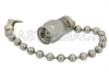 2 Watt RF Load With Chain Up to 18 GHz With SMA Male Input Passivated Stainless Steel -- PE6082 -Image
