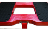 Snap - Loc® E-Track Dolly, Red -- 53974