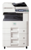 25 ppm B&W Multifunctional Printer with Standard Network Print, Copy and Color Scan -- ECOSYS FS-6525MFP - Image