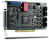 16-CH 12-Bit 110 kS/s Multi-Function DAQ Card -- PCI-9112 - Image