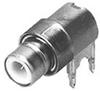 RF Coaxial Board Mount Connector -- 228435-1 -Image