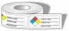 NFPA Chemical Identifier Roll Labels -- SGN862
