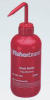 Fisherbrand Red Washing/Dispensing Bottles -- sf-03-409-16B