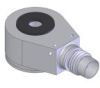 DC Powered Accelerometer -- 3326A1 - Image