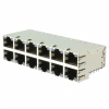 Modular Connectors - Jacks With Magnetics -- 1419-1035-ND