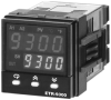 1/16 DIN Temperature Controller with Smarter Logic® -- ETR-9300
