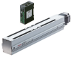 Linear Actuator (Slide) - Straight Type, Y-axis Table with Built-in Controller (Stored Data) -- EAS6Y-E040-ARAKD-3 -Image