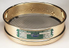 8 Inch Full Height Brass Sieve (Coarse Mesh) -Image