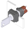 Keylock Switches -- 1948-1658-ND - Image