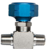 Sample Cylinder Valves -- Stainless Steel & Sulfinert®Treated