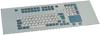 Panel Mount Compact Industrial Keyboard -- EAL TK 848