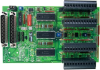16-Channel Analog Multiplexer & Signal Conditioning Card -- AIM-16 - Image