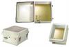 14x12x7 Inch 120 VAC Weatherproof Windowed Enclosure -- NBW141207-100 -Image