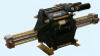 D14STD Series Pneumatic Driven Liquid Pumps -- D14STD-315 -Image