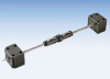 Complete Ball Screw Actuator With End Supports -- PS075021