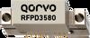 45 - 1218 MHz, 23 dB GaAs / GaN Power Doubler Hybrid Amplifier -- RFPD3580 - Image