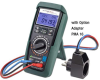 Datalogger and IR-interface, Incl. ISO17025 Calibration -- METRAHIT ENERGY