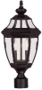 Endorado Post Lantern -- 5-497-BK