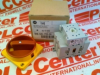 IEC LOAD SWITCH, OPEN - FRONT / DOOR, OFF-ON 90DEG, 25A, 3 POLES, SUPPLIED WITH A TYPE N RED/YELLOW ACTUATOR -- 194EE2517536N