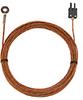 Digi-Sense Type-J Bolt-On Probe 0.62Inod Mini Conn GRD 25Ft Strt Fiberglass Cable -- GO-08519-84