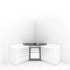 Corner Unit Workbench -- RS-J18303410X