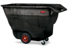 RUBBERMAID Structural Foam Tilt Trucks -- 4502329