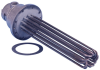 Flanged Immersion Heater -- TMS Series