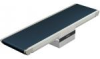 Guided Flat Belt Conveyor Heavy Duty Guided Belt to Prevent Lateral Movement, Center Drive, 3-Groove Frame -- CVSY Series
