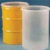 Vacuumed Formed Molded Straight Drum Insert - 55 Gallon -- LIN406