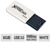 Patriot PSF8GXPUSB Supersonic Xpress Flash Drive - 8GB, USB -- PSF8GXPUSB
