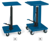 WESCO 200 1000Lb Cap Foot Ped Operated Hydraulic Lift Tables -- 7189001