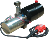 Chief™ 12 Volt Single Acting Power Unit -- 253-106