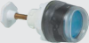Non Illuminated Spring Return Pushbutton -- T12HG06