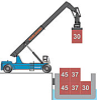 Container Lift Trucks -- SMV 4545 TB3 - Image