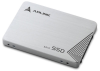 2.5' SATA 6Gb/s SSD with 19nm Toggle MLC NAND Flash -- ASD26-MT1 CT