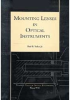 Mounting Lenses in Optical Instruments -- ISBN: 9780819419415