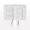 Non-Vented Male Luer Lock Cap, Natural -- 11497 -Image