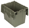 Heavy Duty Attached Top Tote Containers -- 53014
