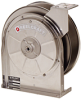 Spring Retractable Low Pressure Stainless Steel Hose Reel -- 5600 OLS