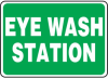 Eye Wash Station Sign -- SGN594