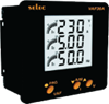 Voltage, Current, and Frequency Panel Meter -- VAF36A