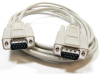 1ft DB9 M/M 9C Serial Straight Thru Cable -- D910-01