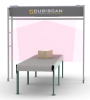 CubiScan® 210-DS Dual Sensor Dimensioning System