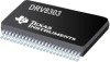 DRV8303 Three Phase Pre-Driver with Dual Current Shunt Amplifiers -- DRV8303DCAR -Image